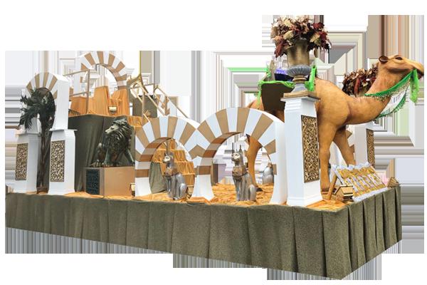 Carrozas-Majestik Camello