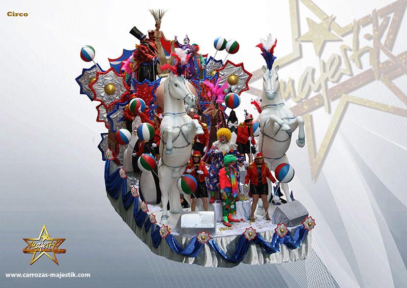 Carroza circo