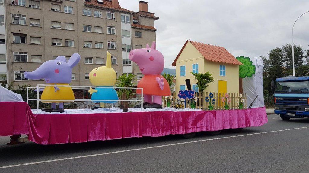 Carrozas infantiles para todo tipo de eventos. Venta y alquiler en toda España.